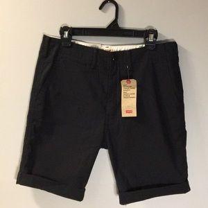 Levi's 502 Regular Taper Chino Shorts